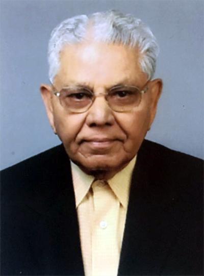 Mr. Ch G. Krishna Murthy